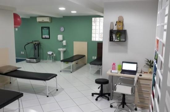 Salas de Cinesioterapia e Eletroterapia
