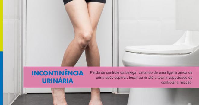 ERGOSPORTS | INCONTINÊNCIA URINÁRIA